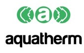 Drawing from the original Aquatherm logo, the modern, clean design is intended to convey a forward-thinking approach.