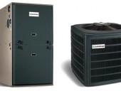 Guardian gas furnace & A/C unit