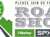 SPX Cooling Technologies 2014 Road Show to stop in Calgary and Vancouver.