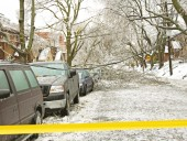 The ice storm of 2013 definitely illustrated the advantages of older, simpler technology.