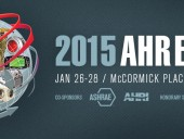 AHR returns to popular Chicago venue in January 2015.