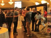 More than 800 people attended Noble's 2014 Heating Show in Vaughan, ON on October 2, 2014.