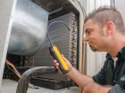 It is imperative that the person who is performing the refrigerant leak check do a thorough job.