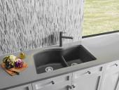 SILGRANIT 1.75 bowl undermount sink