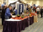Technicians had the opportunity to talk with more than 70 exhibitors at Wolseley's One Tradeshow.