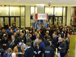 CMPX 2016 was a resounding success with attendance numbers expected to be record breaking.