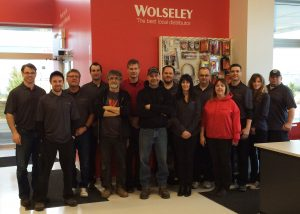 Wolseley branch, wholesaler