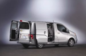 Chevrolet City Express owners enjoy free oil changes.