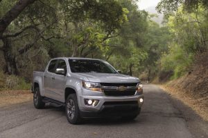 The Chevrolet Colorado offers three engine options.