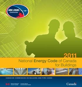 NECB,Alberta Standata,National Energy Code of Canada for Buildings