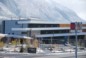 canmore elevation place,solar thermal