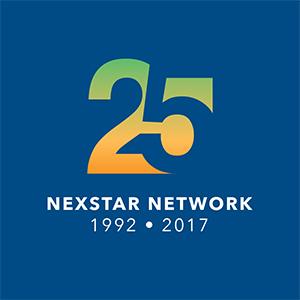 Nexstar 25th Anniversary logo