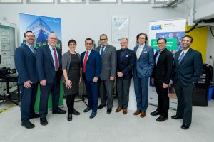 Schneider Electric Ryerson University Smart Buildings Lab