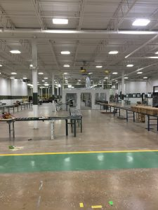 Islandaire new manufacturing facility