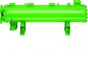 Bitzer water heat exchangers and pressure vessels