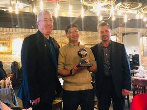 Kevin Wong Joseph K Seidner Award