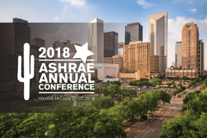 ASHRAE annual conference building performance and design