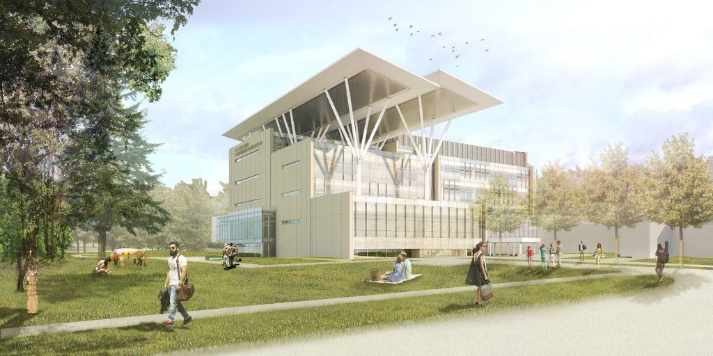 Mohawk college zero carbon building design