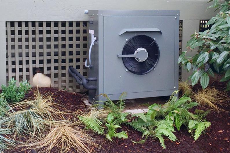 air-to-water-heat-pump-installation