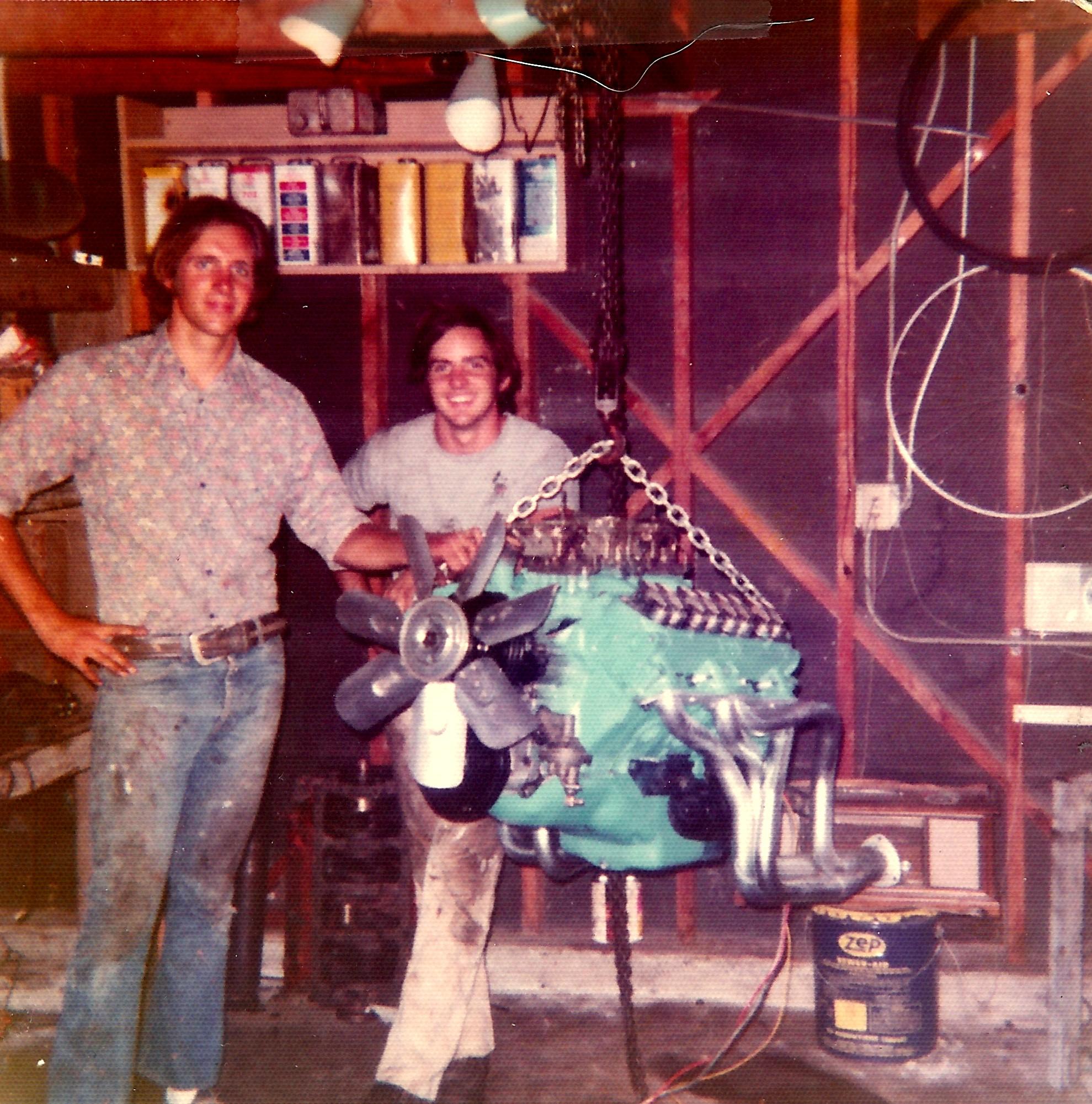 Chris and Dave – GTO Engine – 2