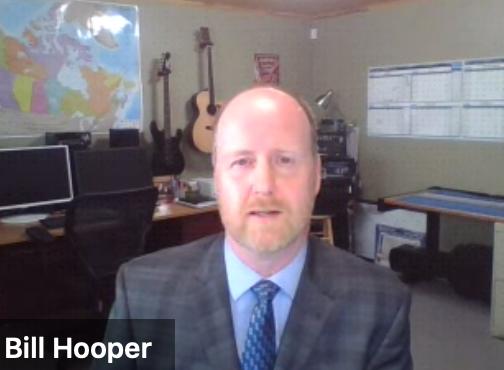 2021 CIPH Chair Bill Hooper