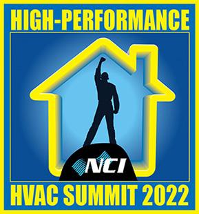 HP HVAC Summit 2022 logo