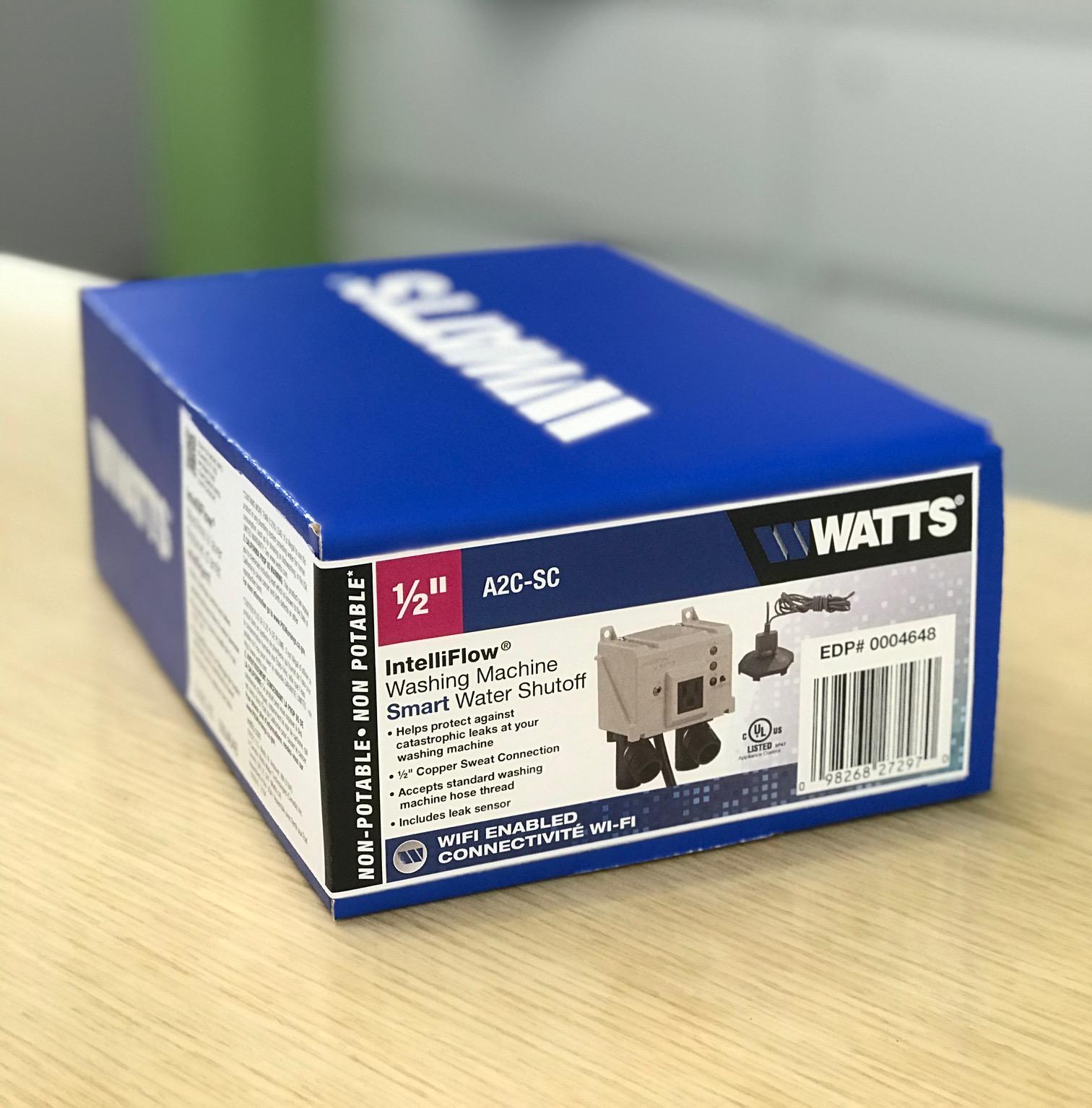 Watts IntelliFlow, boxed
