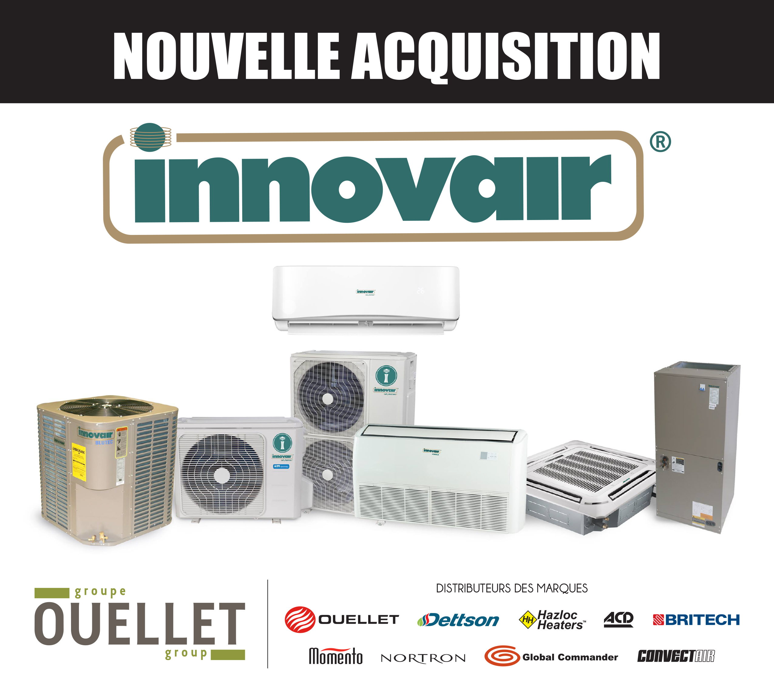Annonce Innovair
