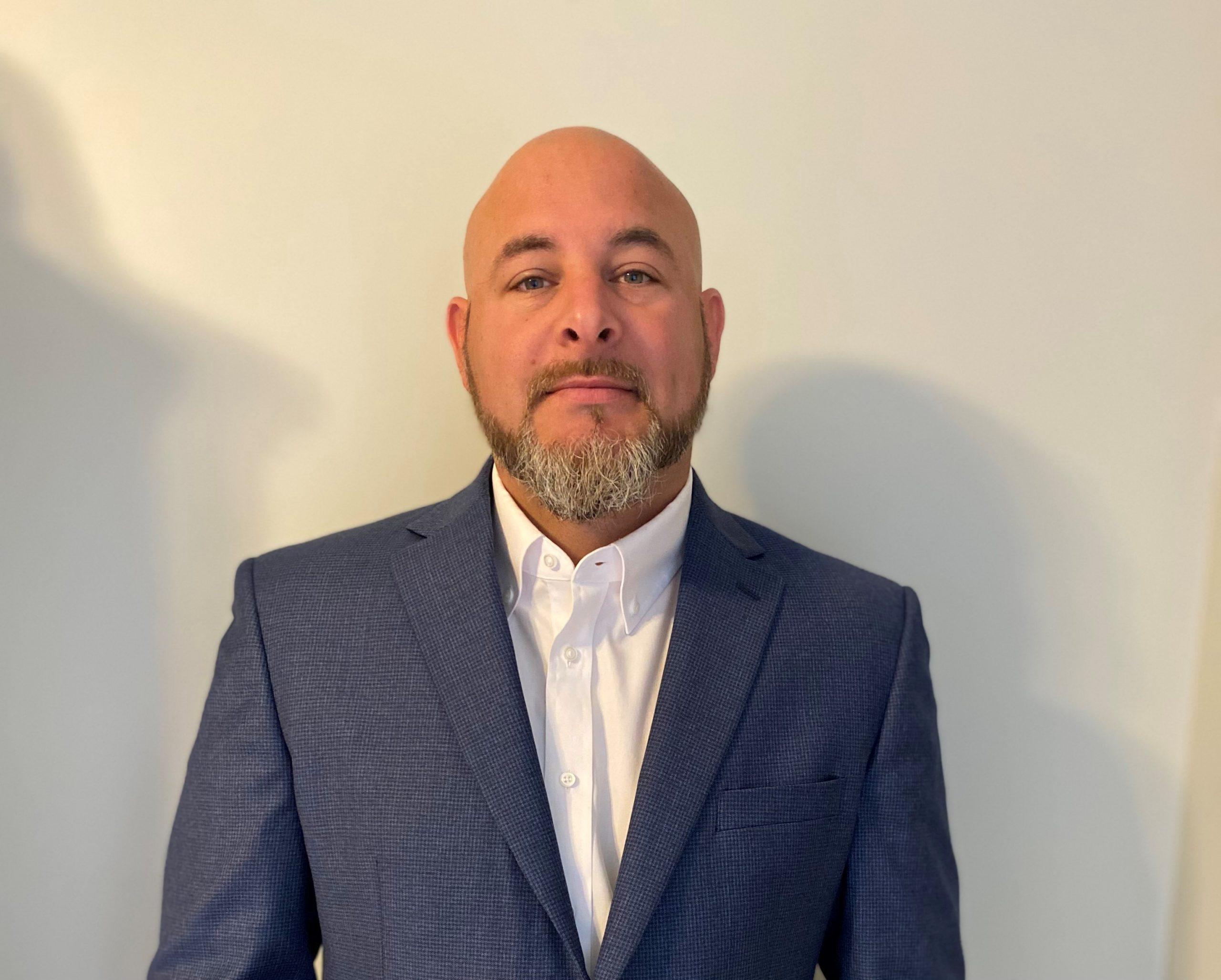 Luis Ochoa, Eastern Regional Sales Manager for NAVAC