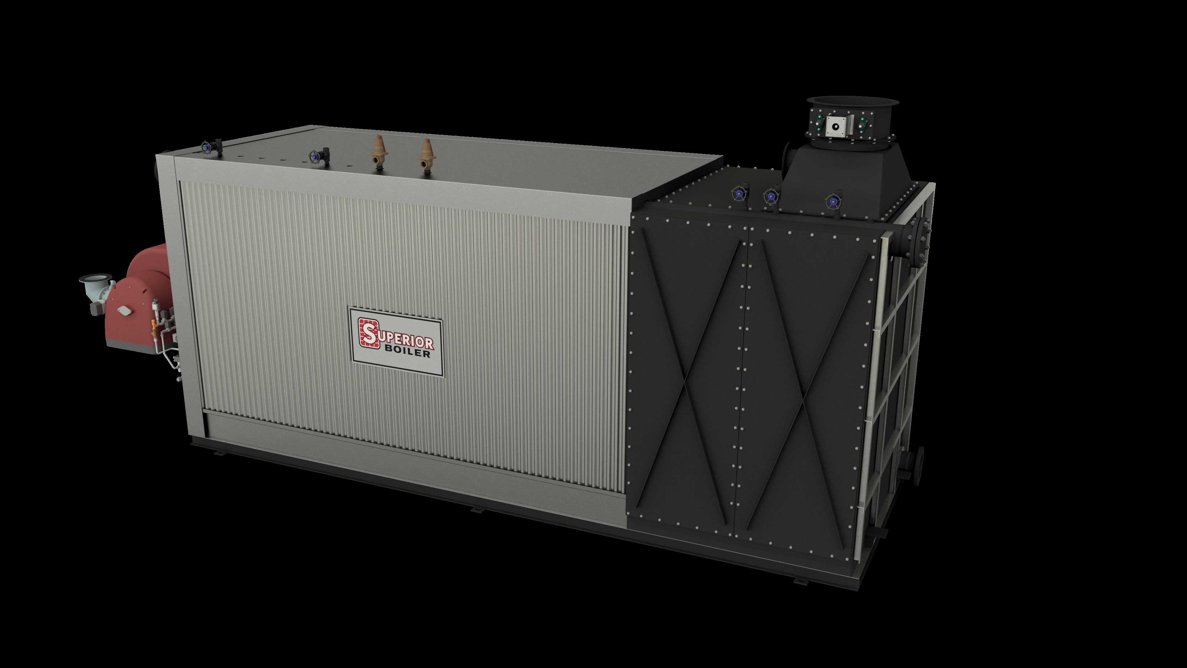 High Temperature Fluid Generator